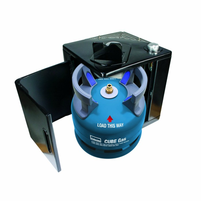 Calor Cube Portable Gas Heater Compact Amp Stylish Bevan