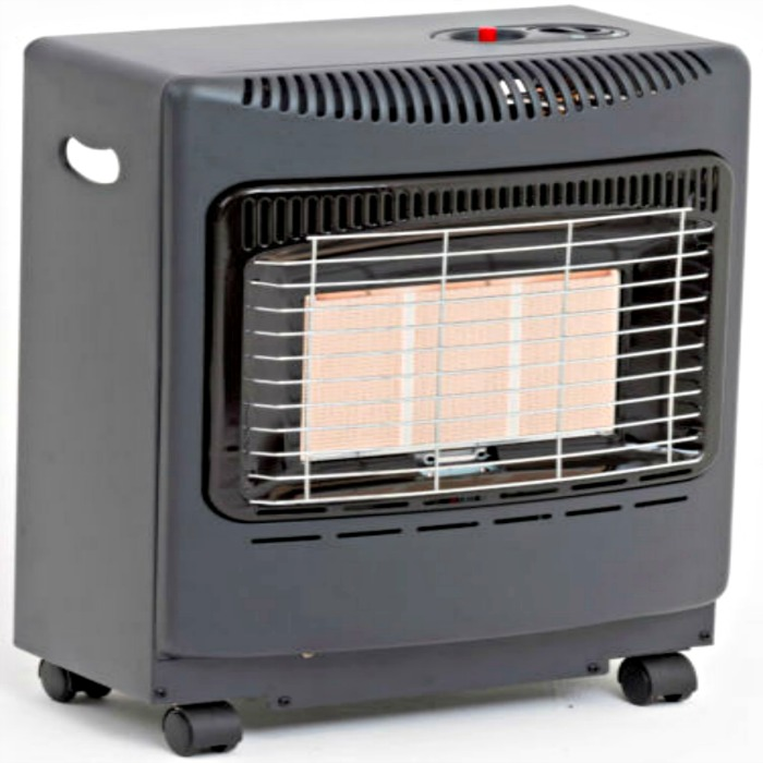 Mobile Home Radiant Gas Heater