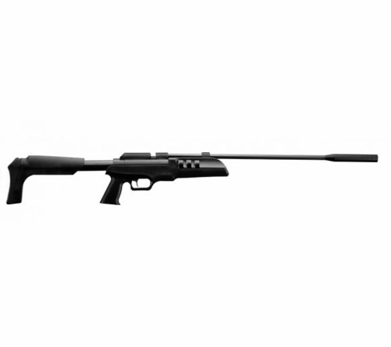 ARTEMIS SR900S AIR RIFLE  177, MULTI-SHOT SIDE LVER, WITH MODERATOR AND 3  ROTARY MAGS